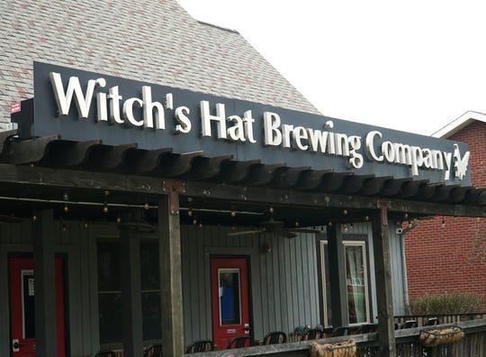 South Lyon's Witch's Hat Brewing Company at 601 S. Lafayette.