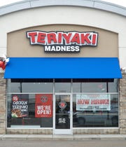 Teriyaki Madness at 28880 Wixom Road in Wixom.