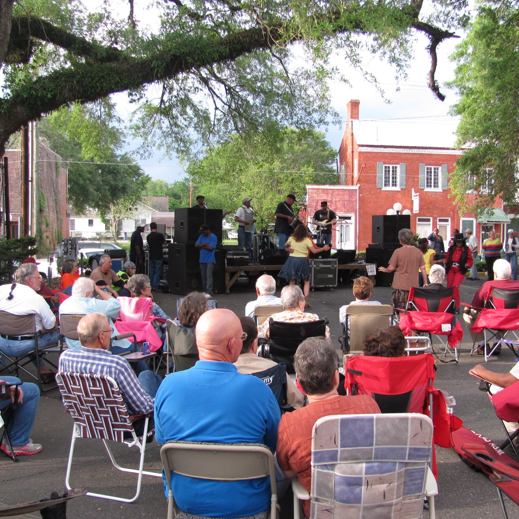 Music & Market to kick off spring season with JC Melancon & the Bayou Rock Band