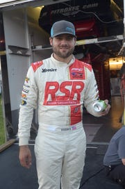 Casey Roderick, 26, has won seven of the last eight 100-lap PLM races in Pensacola.