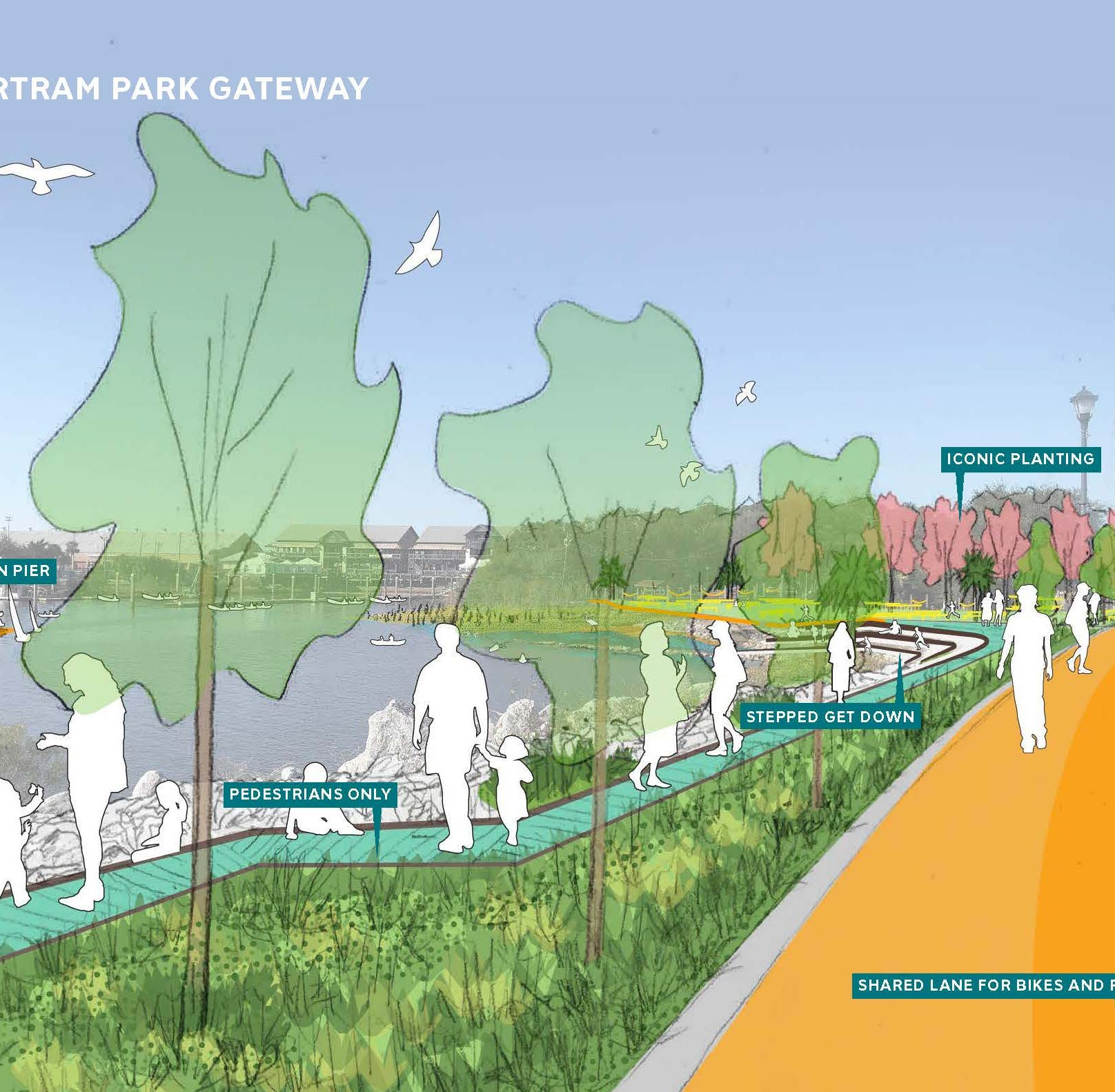 4 key takeaways from SCAPE's Pensacola waterfront framework plan