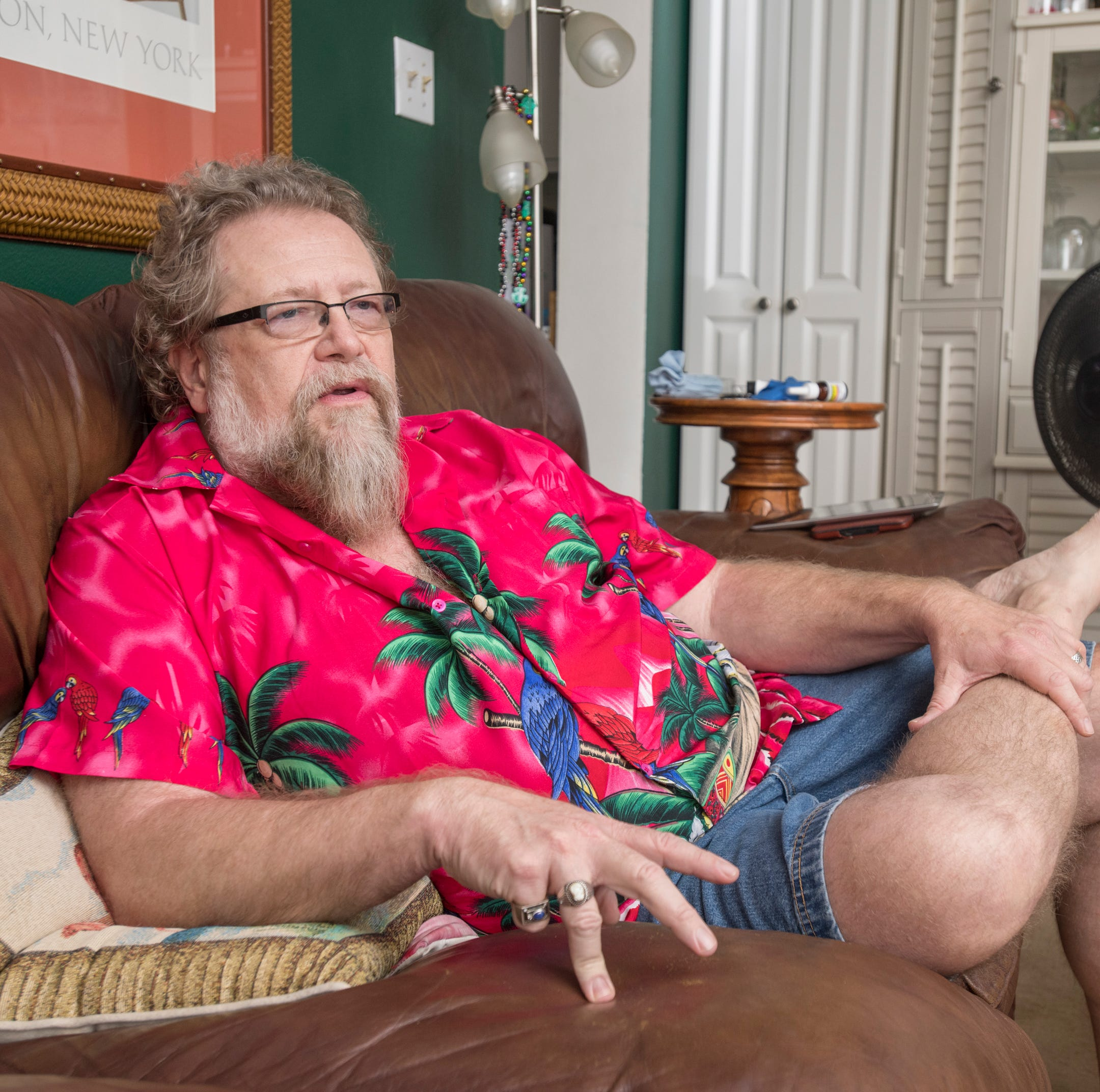 Gulf Breeze man to undergo drastic surgery to ward off pancreatic cancer