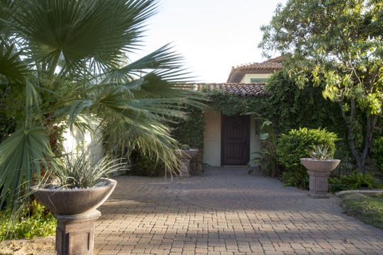 Some interesting luxury homes can be found in Phoenix's Sunnyslope neighborhood.