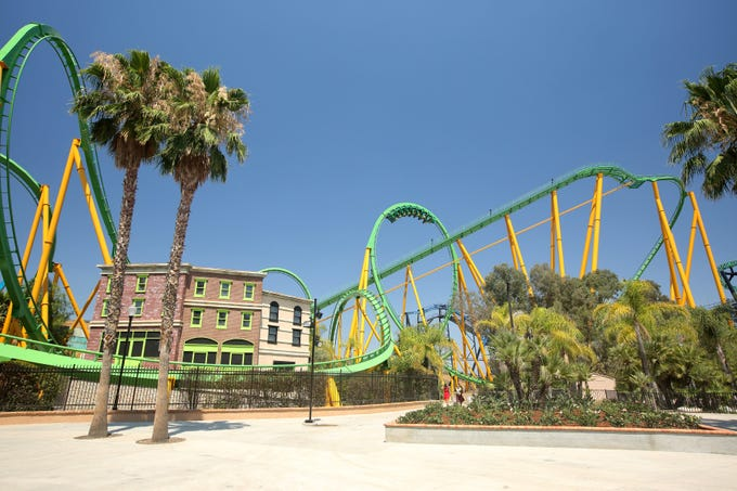 New Rides For Summer 2019 At Southern California Theme Parks