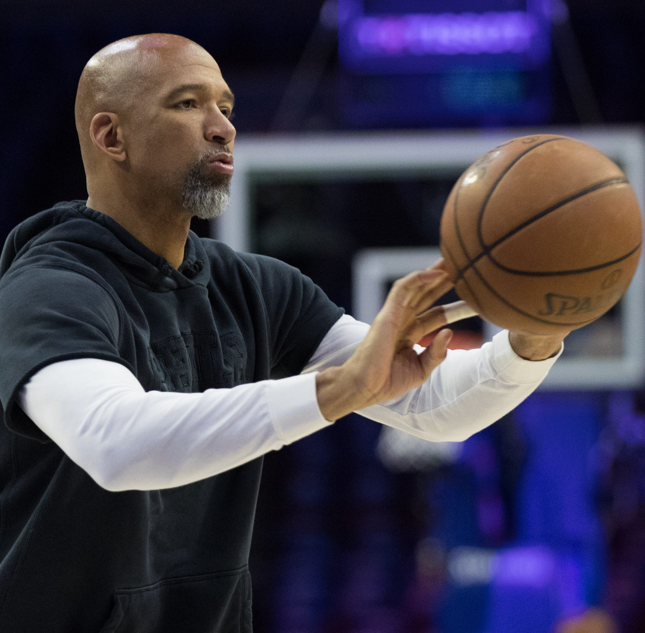 Suns met with top coaching target Monty Williams, but didn't make an offer