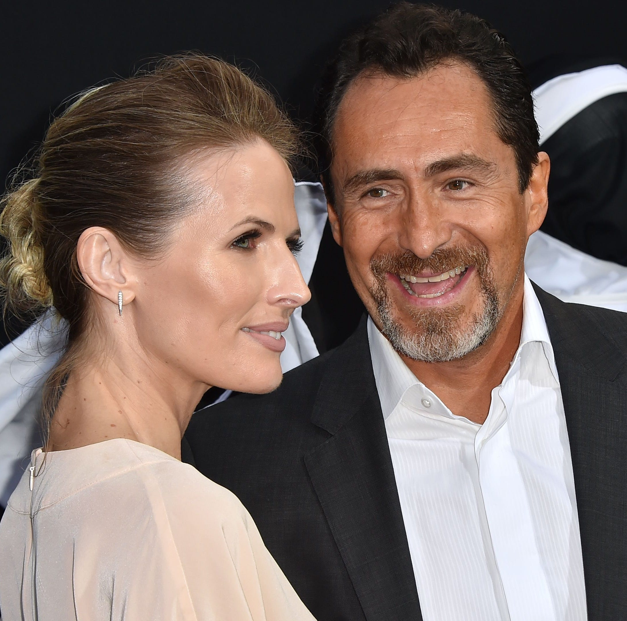 Demian Bichir announces the death of his wife in moving Instagram post