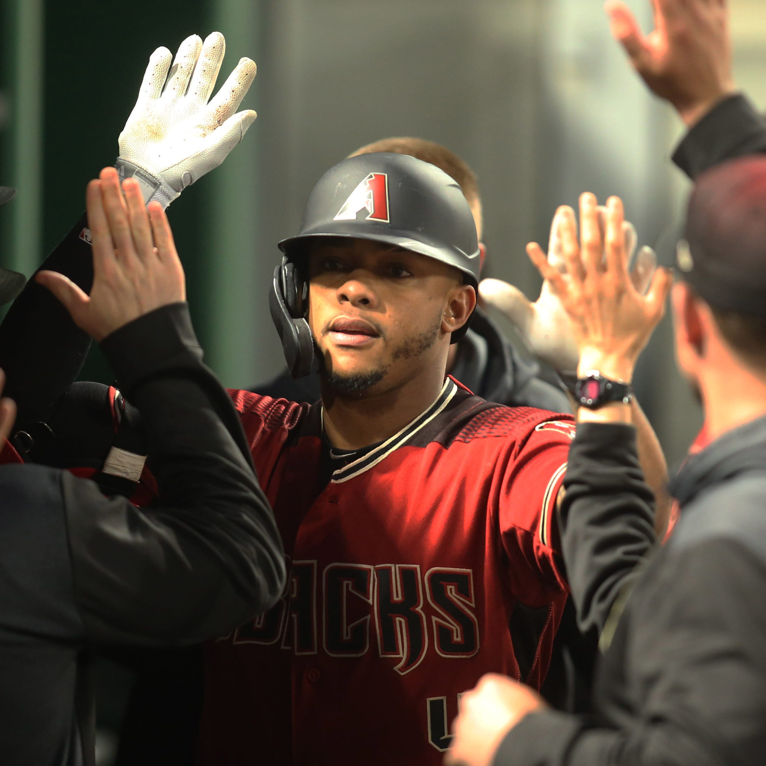 Diamondbacks' hit parade keeps on rolling in Pittsburgh