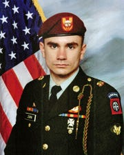 Andy Zorn served with the Army's 82nd Airborne Division in Iraq.