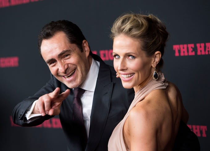 3fad07b8d Demian Bichir announces the death of his wife on Instagram