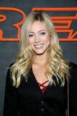Abby Hornacek appears on Fox Nation.