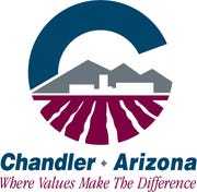 Chandler's current logo.