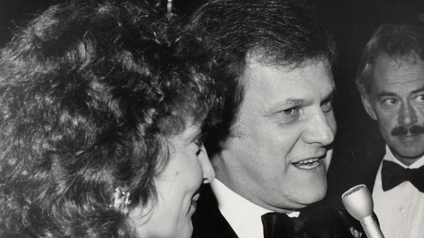 newest 5cee6 7b839 Longtime  Dallas  actor Ken Kercheval dies at 83