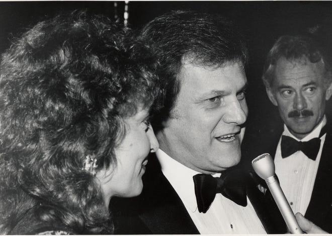 Ken Kercheval is interviewed in 2003.