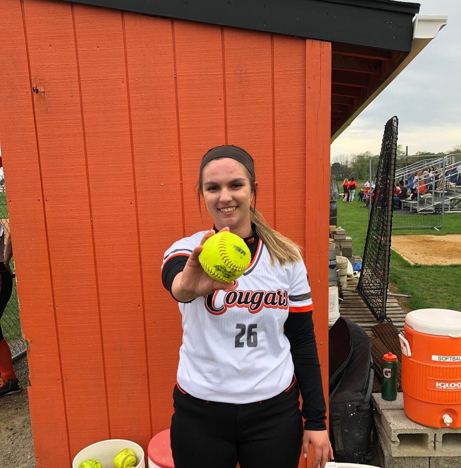 Krahling, Boyer lead Palmyra softball to memorable win