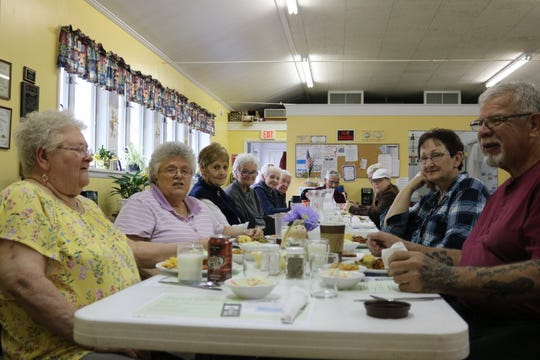 The Port Clinton Senior Center, 320 E. 3rd Street, offers lunch at 11:30 a.m. on Tuesday, Thursday and Friday.
