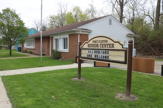 "While ""off-hours"" use is being limited, the Port Clinton Senior Center will continue to offer lunch on Tuesday, Thursday and Friday."
