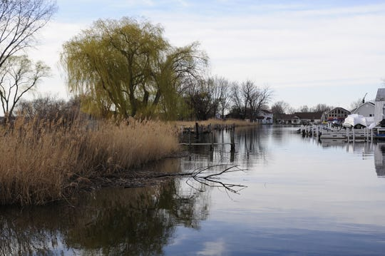 A restaurant and destination development has been proposed what was known as Lupenski's island in Clay Township, and it's near local canal-front residences, whose owners appeared in mass at a public hearing Wednesday, April 24, 2019. Planning commissioners postponed the hearing until June 26.