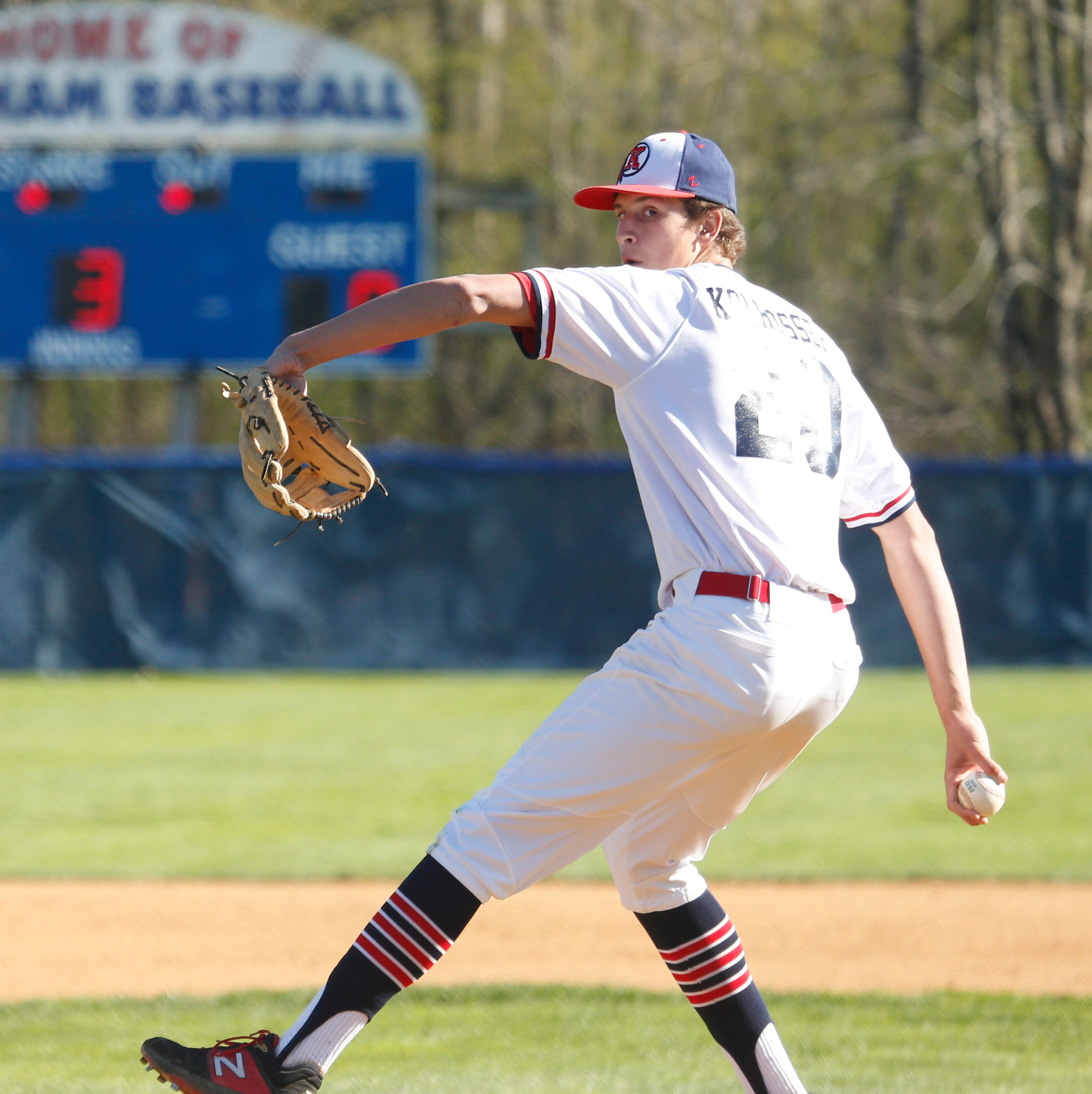 Baseball: Kolhosser, Ketcham deliver late as the Indians edge rival Arlington