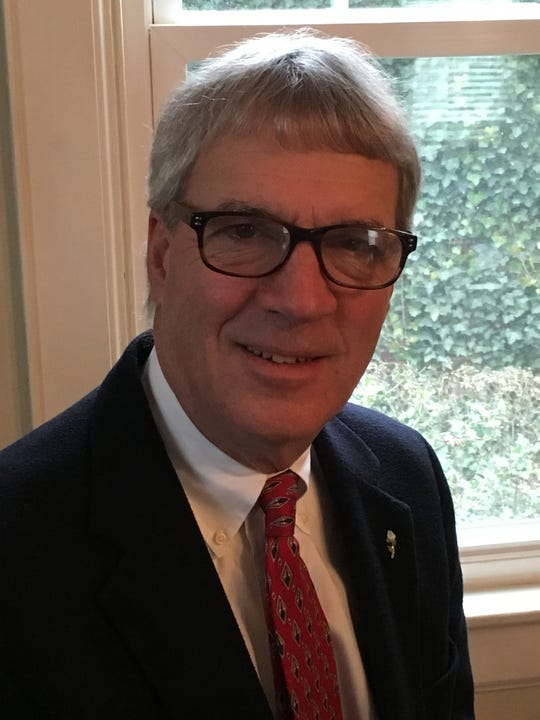 York City Councilman Michael Buckingham is seeking reelection in the May 21 primary (Photo courtesy of Michael Buckingham).