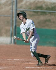 Incline junior Jake Harrell is one of five on the baseball team batting .400 or higher.