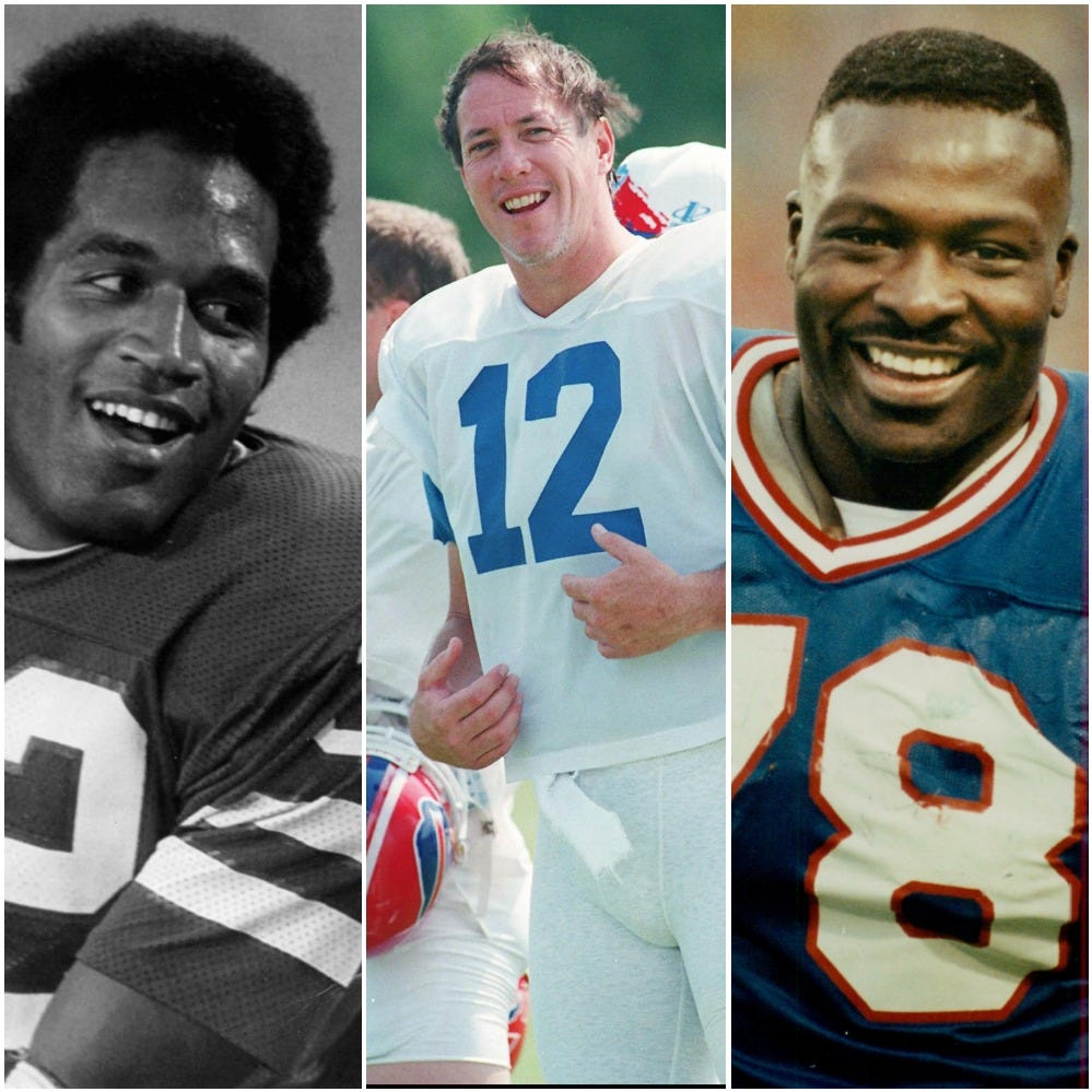 Booms and busts: The Buffalo Bills' checkered past with first-round picks