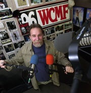 Alan Levin, better known as 'Brother Wease' at WCMF in 2000.