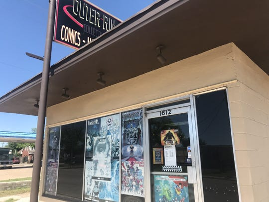 Outer Rim Collective at 1612 W. Beauregard Ave.