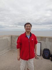 Chin Wu supervised the Ph.D. student who led team's research on meteotsunamis and the rip currents they cause.