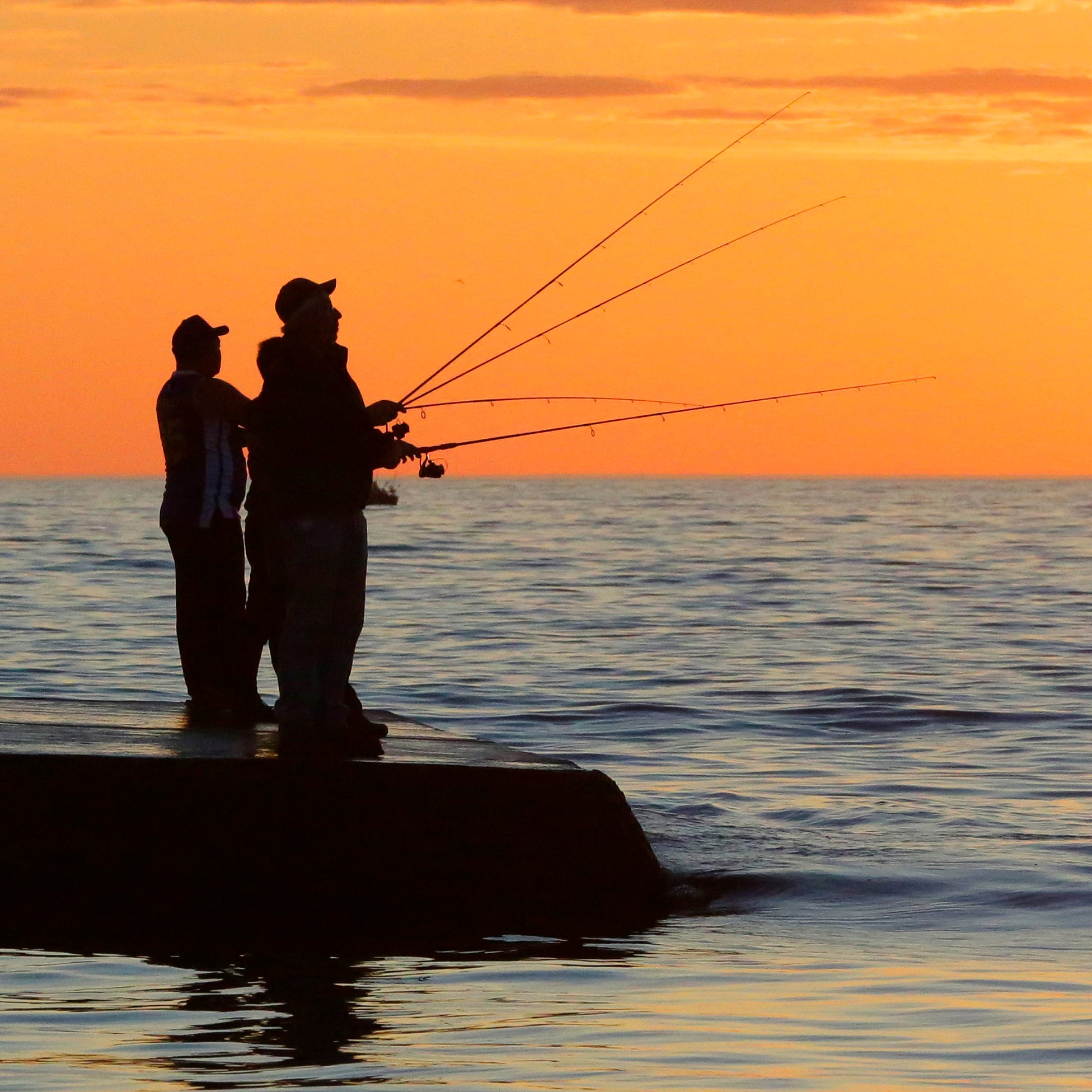 Ready to go fishing? Here's what you need to know to get your license
