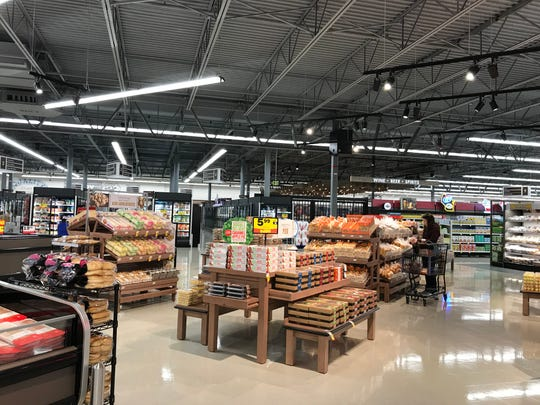 Meijer Is Officially Open In Sheboygan The New Store Features A Butcher Section Deli