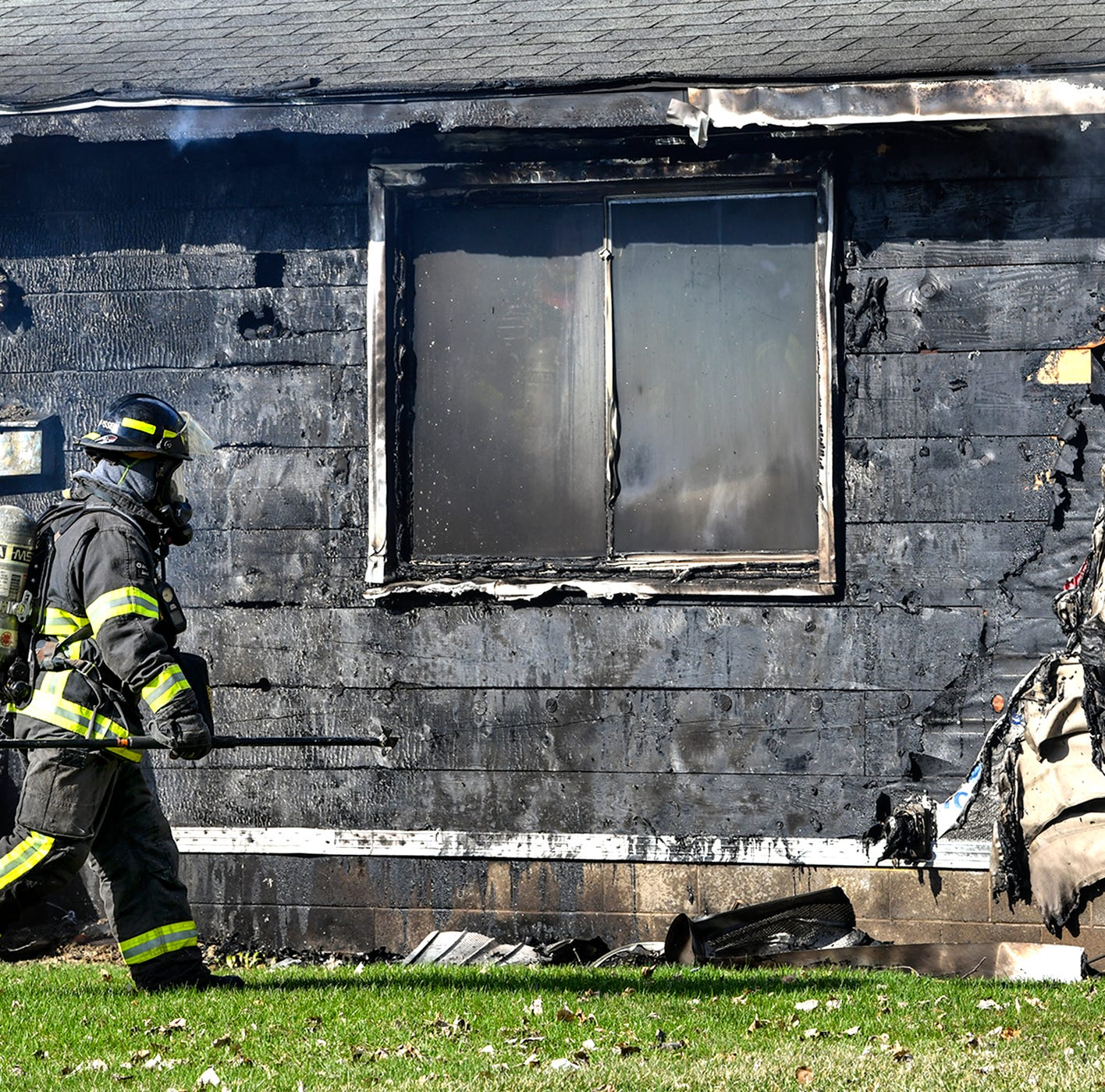 House fire causes $28,000 in damage, no injuries