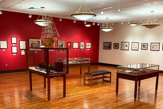 """""""Flourishing Roots of Our Past:"""" The Kinsey Collection at FAMU is at Meek-Eaton Black Archives."""