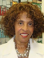 Cynthia Hughes-Harris, dean of the School of Allied Health Sciences at Florida A&M, and research chair for the Medical Marijuana Education and Research Initiative