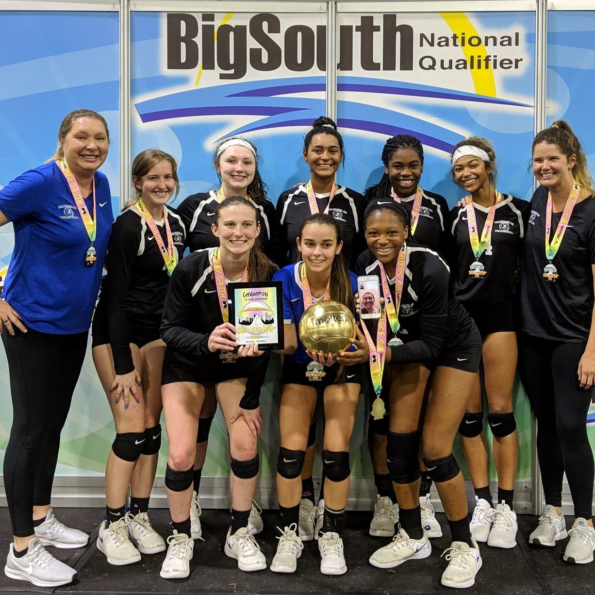 Tallahassee Jrs. Volleyball Club wins huge qualifiers, claims three national bids