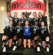 Tallahassee Jrs Volleyball's  17 Nike Pro team has won the Savannah Showdown and Jax Jam this spring and just secured its bid to Nationals in July.