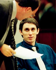 The trial of Paul Evans began with jury selection the week of October 26, 1998. Evans was on trial for the murder of Alan Pfeiffer in a trailer near the Vero Beach Municipal Airport in 1991. He was given the death sentence at that time.