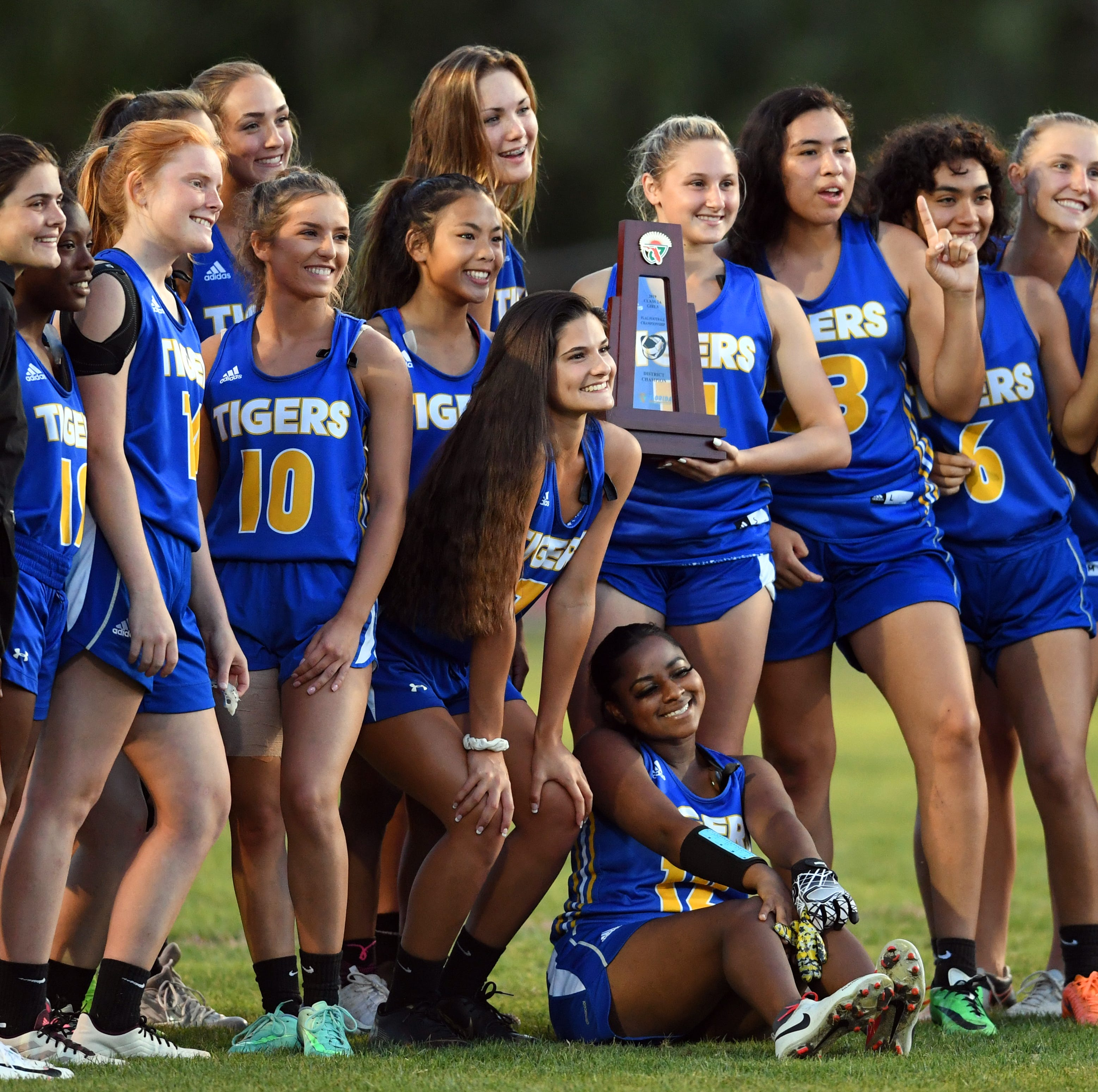 Martin County flag football falls in Final Four
