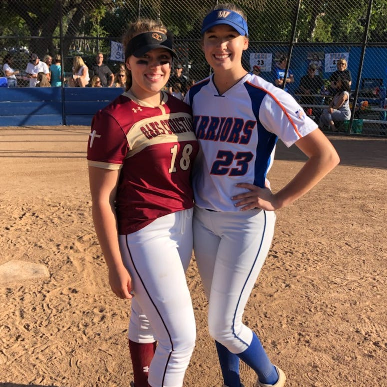High school softball notebook: Westlake enjoys historic moment on Senior Day