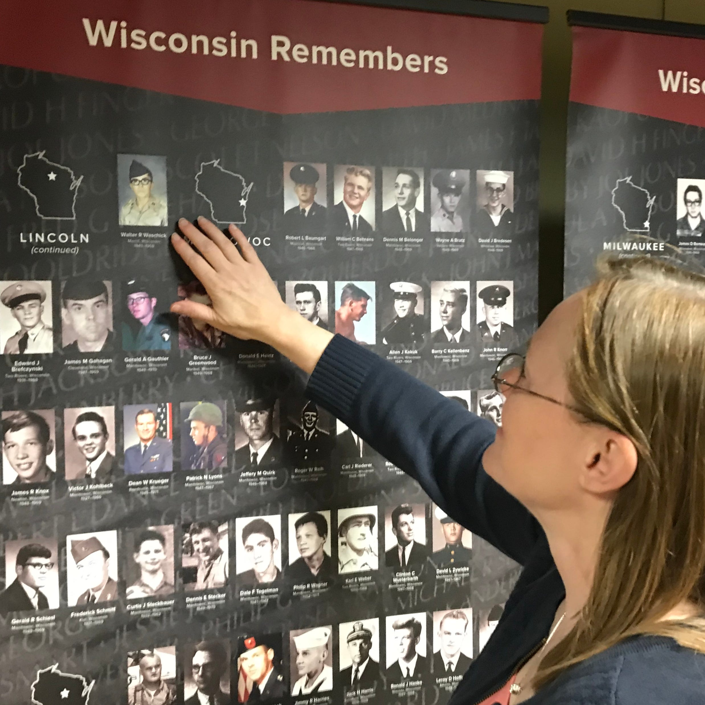 'Wisconsin Remembers': Photos tell the story of state's servicemen killed in Vietnam