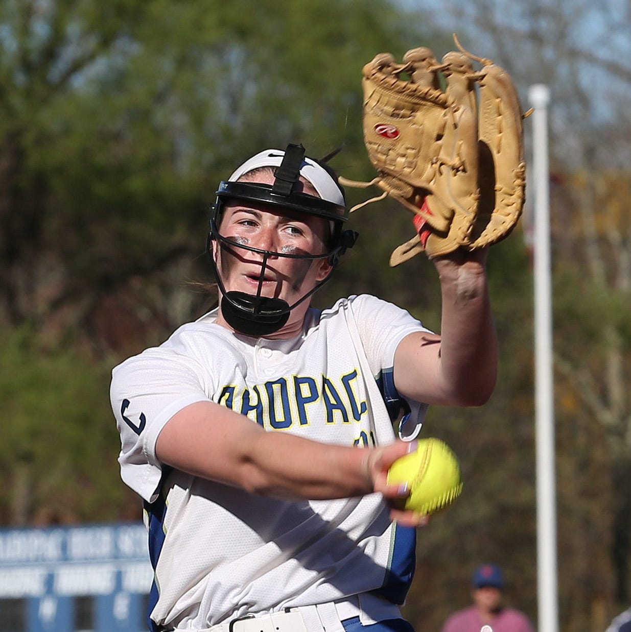 Softball: Mahopac ace Shannon Becker tosses 'perfect' perfect game with 21 strikeouts