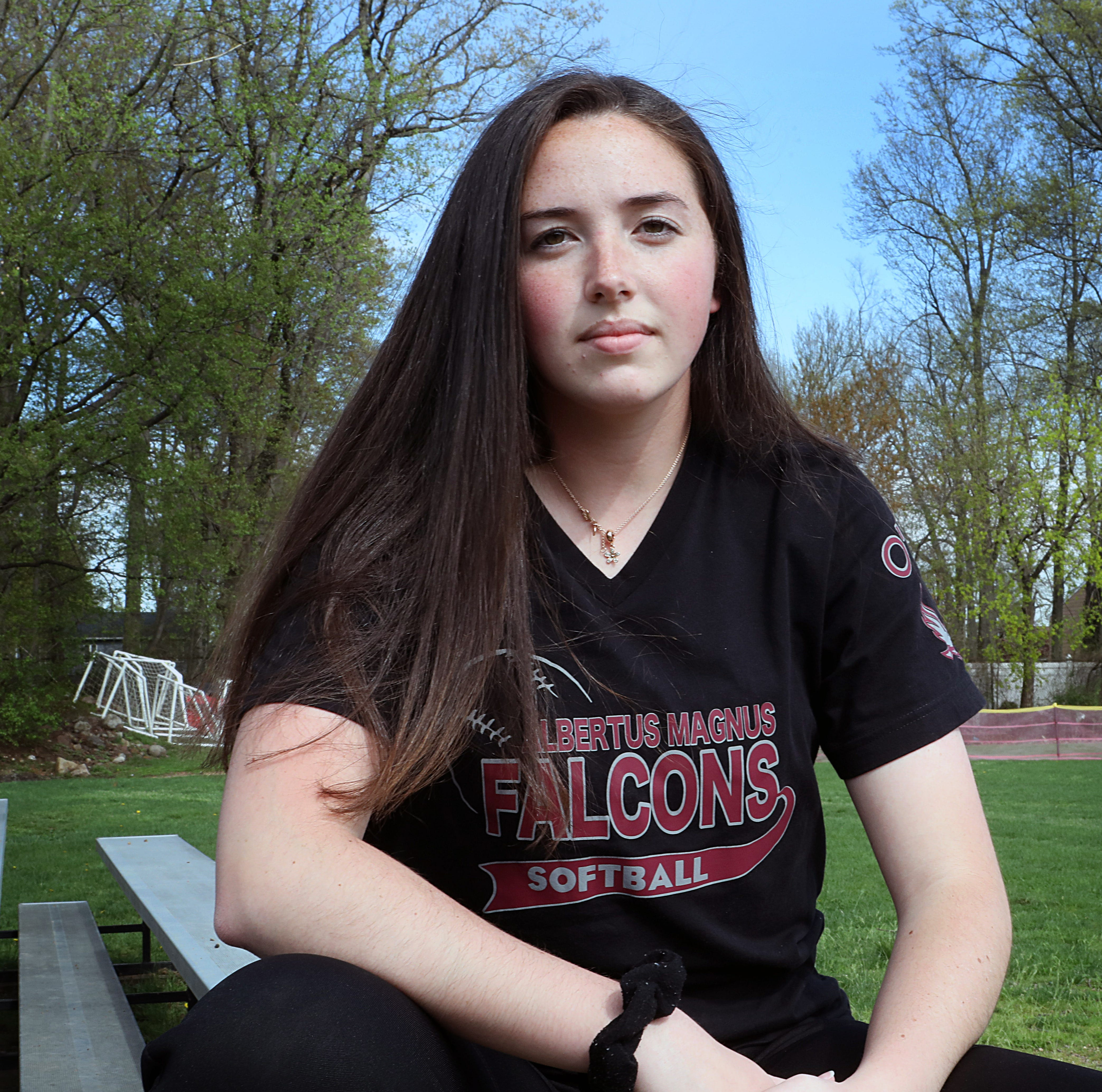 Rockland Scholar-Athlete: Albertus Magnus' Kelly O'Brien eyes one last dance at sectionals