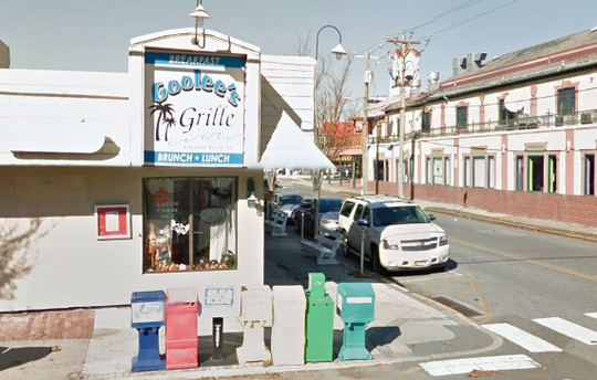 FOX & Friends will be filming a live segmentat Goolee's Grille in Rehoboth Beach Friday morning, the network has confirmed.