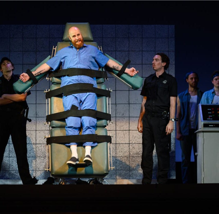 You judge whether opera is relevant at OperaDelaware's legal-themed festival