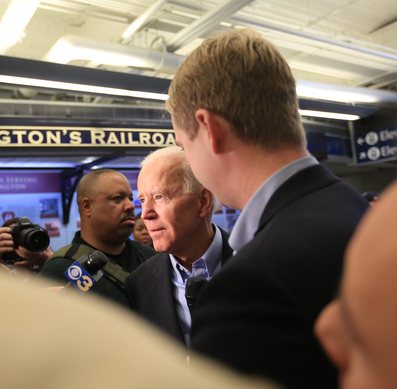 Election 2020: Joe Biden raises $6.3 million in 24 hours after launch