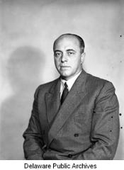 James Morford was elected Delaware Attorney General in 1939.