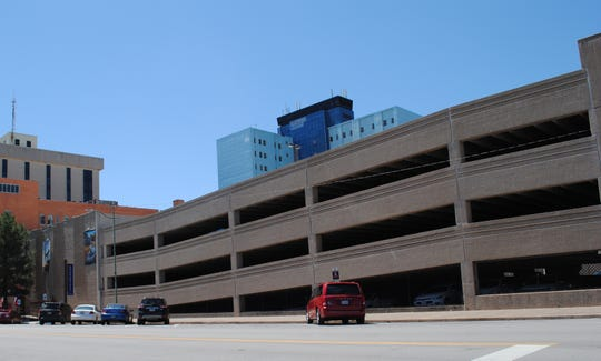 An agreement is in the works for the parking garage of the Lindeman Building in the 700 block of Indiana to be used for downtown resident parking (30 spaces for City Center apartments) and possibly public parking (around 100 spaces). the county-owned structure will still maintain some parking spots for county use.