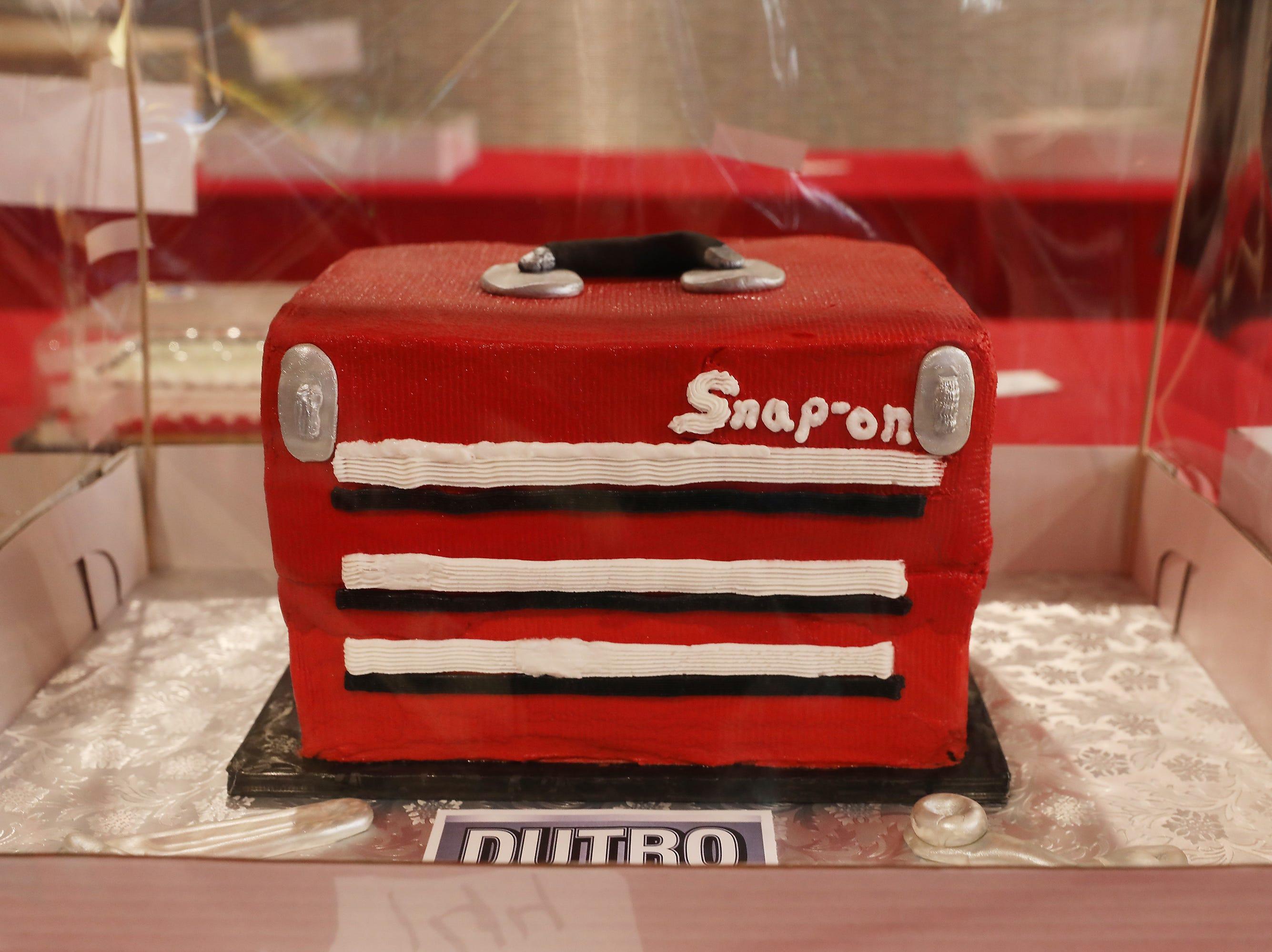 3:00 P.M. Thursday cake 144 Dutro Ford - $300 gift card to Topgolf