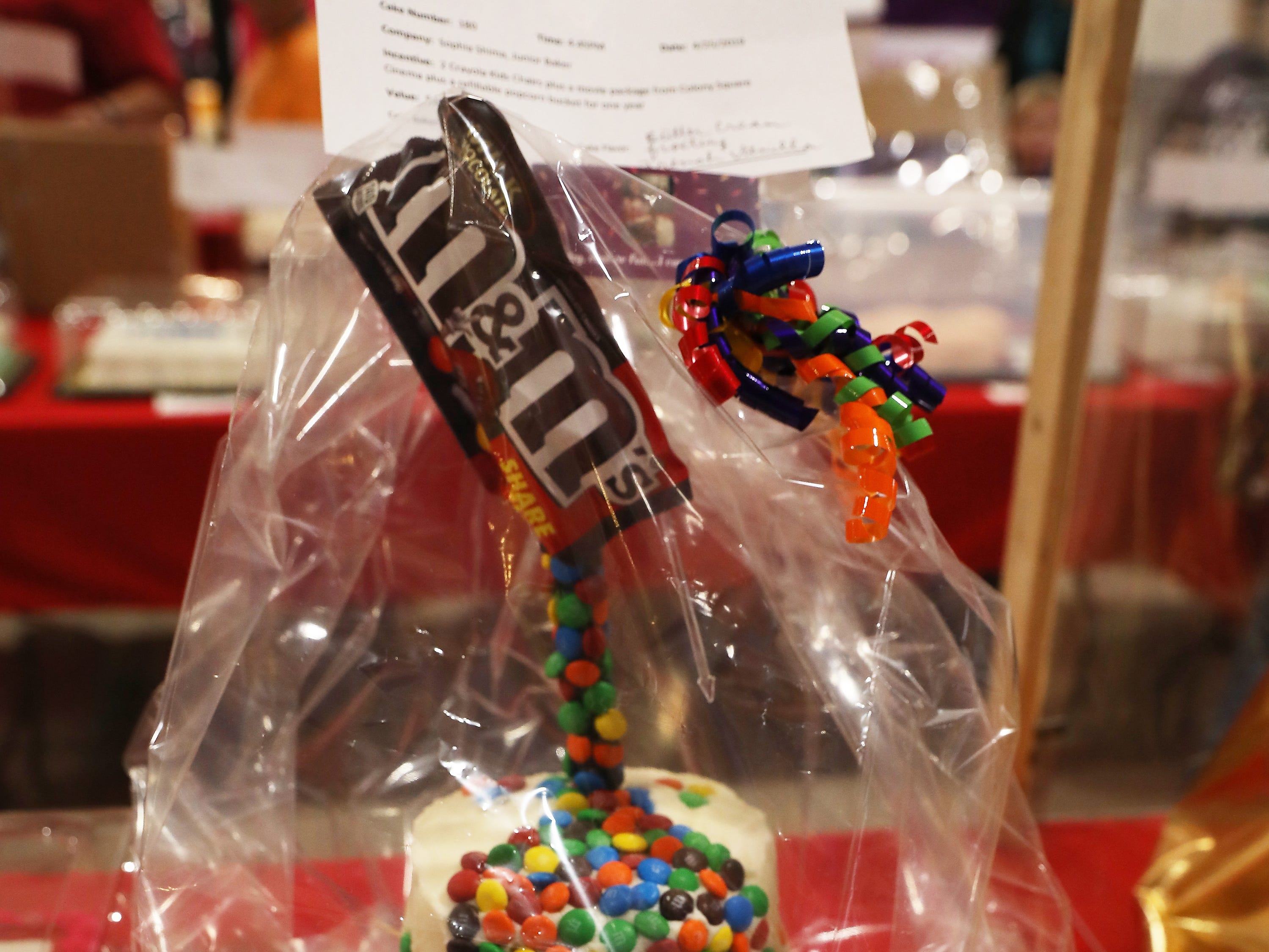 4:45 P.M. Thursday cake 180 Sophia Shima - 2 Crayola kids chairs,movie package from Cinemark