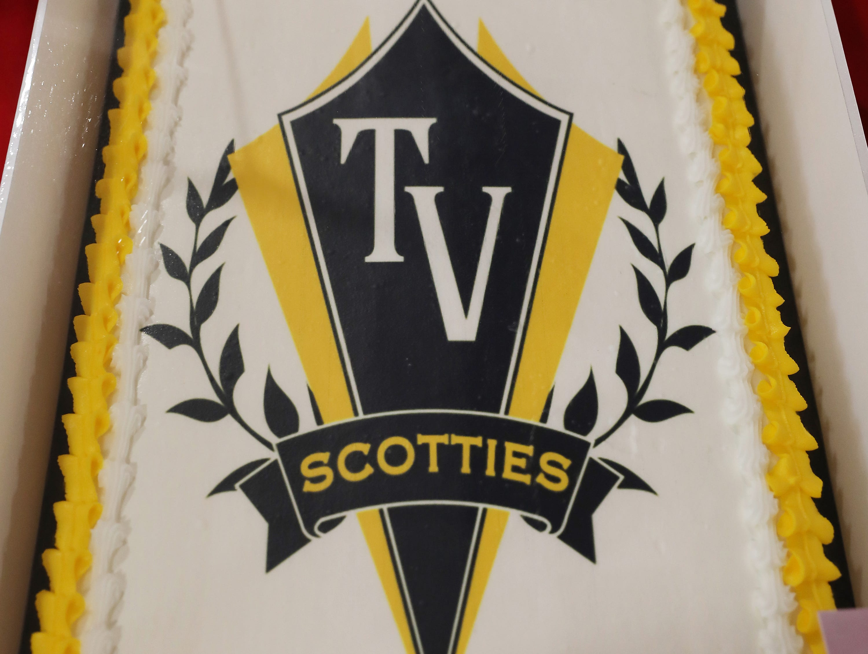 11 A.M. Thursday cake 67 Tri-Valley Local Schools - 2 all sport passes