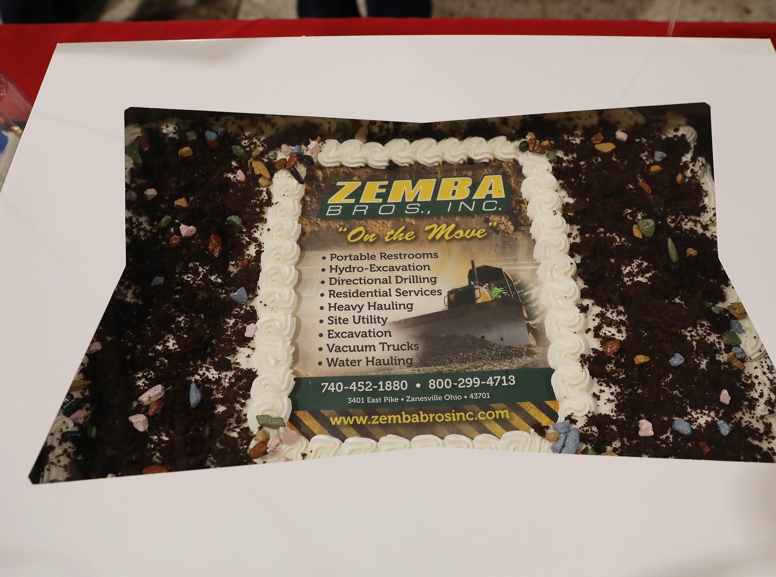 5:30 P.M. Thursday cake 200 Zemba Bros. - $50 gift cards to Marathon and Target